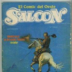 Tebeos - SALOON Nº3 - EL COMIC DEL OESTE. - 26978413