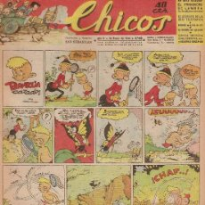Tebeos: CHICOS Nº288 1944. Lote 23711554
