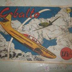 Tebeos: COBALTO Nº 3,DE SIMBOLO.. Lote 23854924