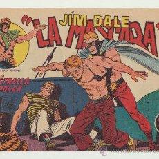 Tebeos: JIM DALE,LA MÁSCARA Nº 6. CREO. SIN ABRIR. Lote 23873959