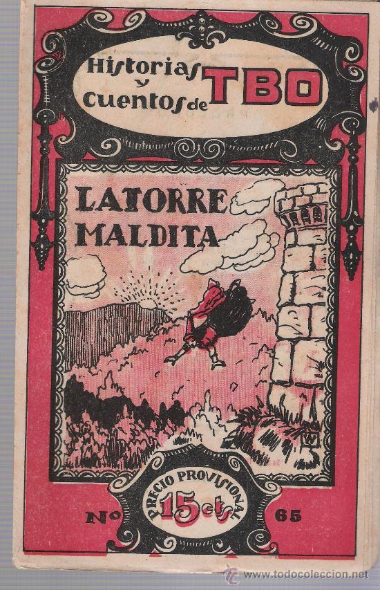 HISTORIAS Y CUENTOS DE TBO Nº 65. BUIGAS 1919. (Tebeos y Comics - Tebeos Clásicos (Hasta 1.939))
