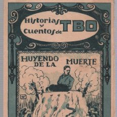 Tebeos: HISTORIAS Y CUENTOS DE TBO Nº 63. BUIGAS 1919.. Lote 23932904