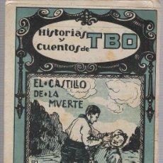 Tebeos: HISTORIAS Y CUENTOS DE TBO Nº 61. BUIGAS 1919.. Lote 23932917