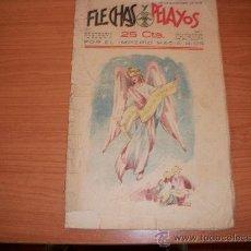 Tebeos: FLECHAS Y PELAYOS Nº 8 ORIGINAL 1939. Lote 26174897