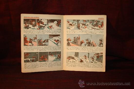 Tebeos: 0106- MICKEY DETECTIVE. EDIT. SATURNINO CALLEJA,1936. COLECCIONISTA. - Foto 3 - 24423992