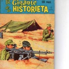 Tebeos: EL GIGANTE DE LA HISTORIETA Nº 11 EDITA MANHATTAN. Lote 24481382