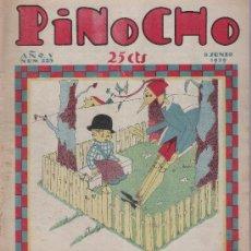 Livros de Banda Desenhada: PINOCHO Nº 225. EDITORIAL CALLEJA 1925.. Lote 24596326