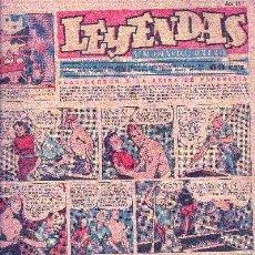 Tebeos: LEYENDAS INFANTILES Nº 175. Lote 26925697