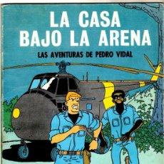 Tebeos: LAS AVENTURAS DE PEDRO VIDAL OIKOS-TAU 1969, 48 PGS COLOR POR EL AUTOR DE MASSAGRAN. Lote 25429689