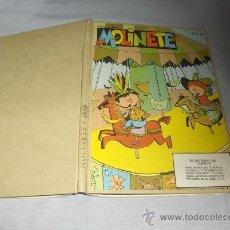 Tebeos: MOLINETE TOMO DE EDITORIAL AÑO 1958 INCLUYENDO LOS NºS 1 AL 9 . .. Lote 25854486