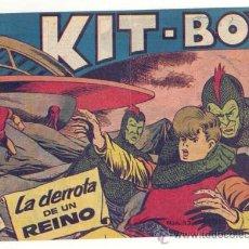 Tebeos: KIT BOY 1ª Nº.33, ORIGINAL. Lote 26104368