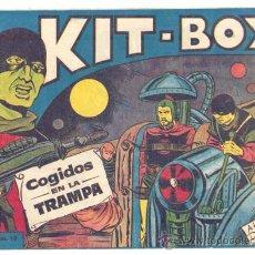 Tebeos: KIT BOY 1ª Nº.19, ORIGINAL. Lote 26104375