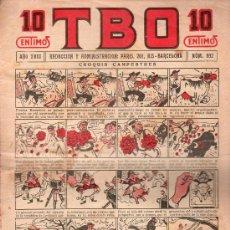 Tebeos: T.B.O - AÑO XVIII, NUMERO 892. Lote 27300939