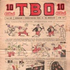 Tebeos: T.B.O - AÑO XIX, NUMERO 918. Lote 27300944