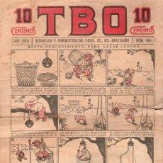 Tebeos: T.B.O - AÑO XVIII, NUMERO 889. Lote 27300959