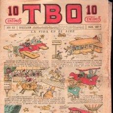 Tebeos: T.B.O - AÑO XX, NUMERO 997. Lote 27300981