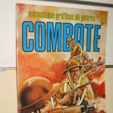 Tebeos: COMBATE SELECCIONES GRAFICAS DE GUERRA Nº 115 PRODUCCIONES EDITORIALES. Lote 27266529