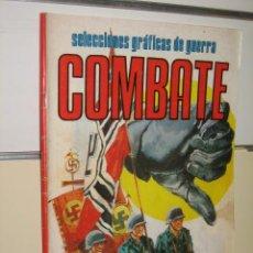 Tebeos: COMBATE SELECCIONES GRAFICAS DE GUERRA Nº 125 PRODUCCIONES EDITORIALES. Lote 27266556
