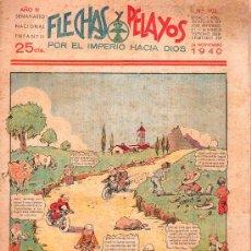 Tebeos: FLECHAS Y PELAYOS - AÑO III, NUMERO 103. NUEVO SIN LEER. Lote 27324483