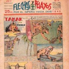Tebeos: FLECHAS Y PELAYOS - AÑO III, NUMERO 71. NUEVO SIN LEER. Lote 27324912