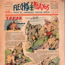 Tebeos: FLECHAS Y PELAYOS - AÑO III, NUMERO 68. NUEVO SIN LEER. Lote 27324934