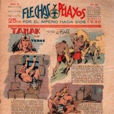 Tebeos: FLECHAS Y PELAYOS - AÑO III, NUMERO 66. NUEVO SIN LEER. Lote 27324944