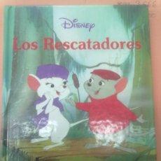 Tebeos: LOS RESCATADORES -EDICIONES GAVIOTA-. Lote 27495307