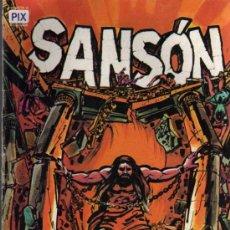 Tebeos: SANSÓN - REVISTA PIX ILUSTRADA - 1969 - DAVID C. COOK FOUNDATION. Lote 27882891