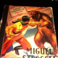 Tebeos: MIGUEL STROGOFF, DE JULIO VERNE - Nº 2 - COL. SUPLEMENTOS DE PIMPINELA - CODEX - ARGENTINA - 1952. Lote 28139249