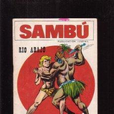 Tebeos: SAMBÚ Nº 8 - EDITORIAL VILMAR. Lote 85069867