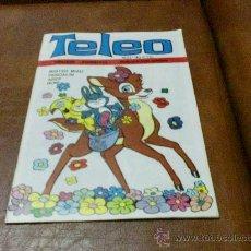 Tebeos: TBO -PUBLICACIÓN JUVENIL.-TELEO Nº 24 DIBUJOS ANIMADOS. Lote 28431950