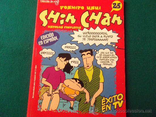 SHINCHAN-AGOSTINI COMIC-Nº25 (Tebeos y Comics - Tebeos Otras Editoriales Clásicas)
