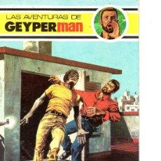 Tebeos: GEYPER MAN Nº 8 DE EDICIONES RECREATIVAS . Lote 28503097