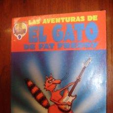 Tebeos: LAS AVENTURAS EL GATO DE FAT FREDDY Nº9. Lote 28573931
