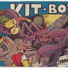 Tebeos: KIT BOY 1ª Nº 17.. Lote 228304215