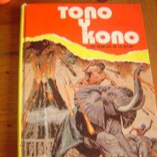 Tebeos: TONO Y KONO .- LOS GEMELOS DE LA SELVA. Lote 28797088