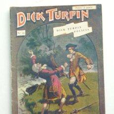 Tebeos: DICK TURPIN, Nº 11. Lote 28921487