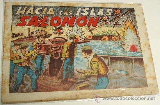 SARGENTO MACAI Nº 2 - ORIGINAL GRAFIDEA 1952 (Tebeos y Comics - Tebeos Otras Editoriales Clásicas)