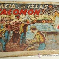 Tebeos: SARGENTO MACAI Nº 2 - ORIGINAL GRAFIDEA 1952. Lote 29068786