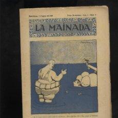 Tebeos: LA MAINADA Nº 9. Lote 29432913