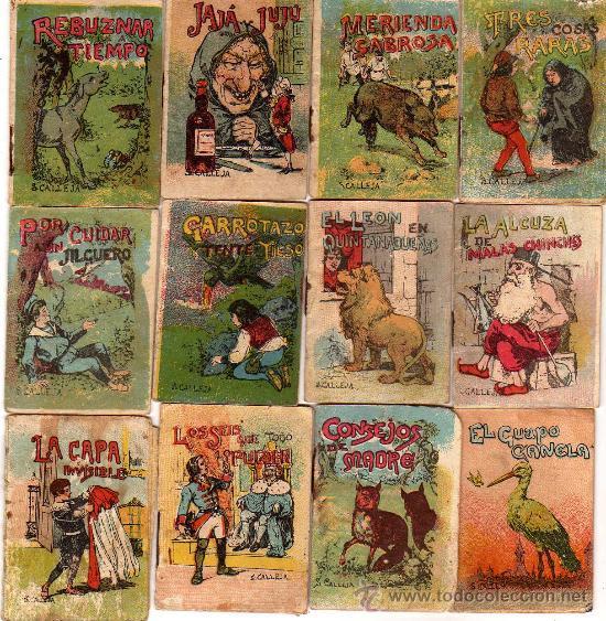 1930s cuentos de calleja juguetes instructivos comprar - Nombres clasicos espanoles ...