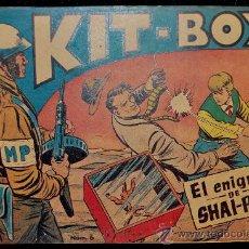 Tebeos: ANTIGUO COMIC KIT BOY DE ED. SORIANO. . Lote 30079210