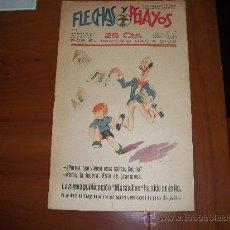 Tebeos: FLECHAS Y PELAYOS Nº 35 ORIGINAL 1939 . Lote 30100659