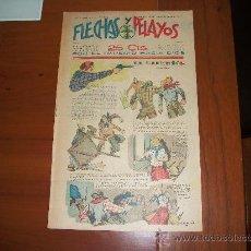 Tebeos: FLECHAS Y PELAYOS Nº 42 ORIGINAL 1939 . Lote 30100678