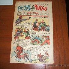 Tebeos: FLECHAS Y PELAYOS Nº 46 ORIGINAL 1939 . Lote 30100689