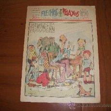 Tebeos: FLECHAS Y PELAYOS Nº 160 ORIGINAL 1941. Lote 30103145