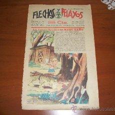 Tebeos: FLECHAS Y PELAYOS Nº 20 ORIGINAL 1939. Lote 30122802