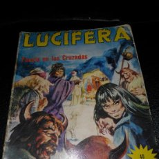 Tebeos: LUCIFERA , Nº 7 , ED. ELVIBERIA. Lote 30136462