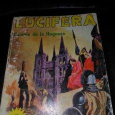 Tebeos: LUCIFERA , Nº 5 , ED. ELVIBERIA. Lote 30136471