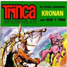 Tebeos: TRINCA - 1970 EDI. DONCEL - 12 CÓMICS EN MAGNÍFICO ESTADO, SIN CIRCULAR, VER TODAS LAS PORTADAS, . Lote 30152099